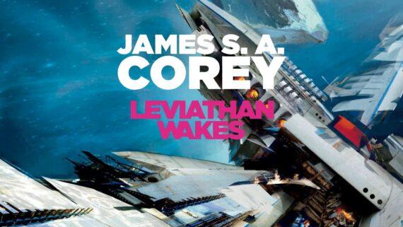 """Leviathan Wakes"" (2011) - James S.A. Corey"