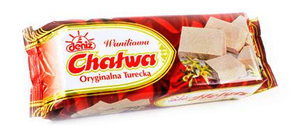 """""""Oryginalna turecka chałwa waniliowa"""", 1kg (Deniz, ELIS-BIS Sp. z o.o.)"""