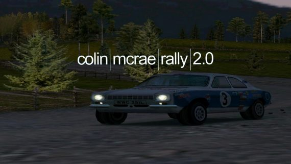"""Colin McRae Rally 2.0"" (2000)"