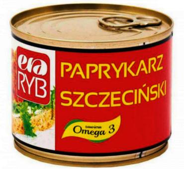 """""""Paprykarz Szczeciński"""", 330g (Era Ryb (GRAAL))"""
