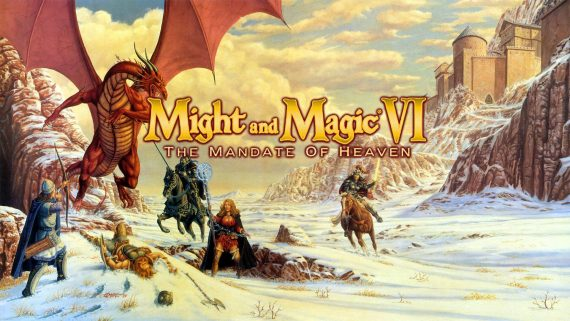"""Might and Magic VI: Mandate of Heaven"" (1998)"