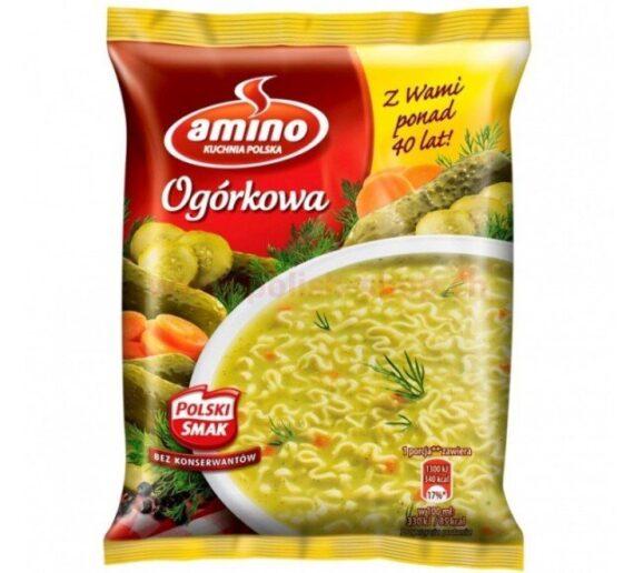 """Zupa ogórkowa"", 67g (Amino)"