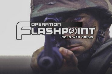 """""""Operation Flashpoint: Cold War Crisis"""" (2001)"""