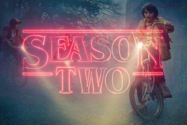 """""""Stranger Things"""" - sezon drugi (2017)"""