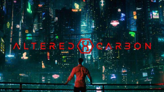 """""""Altered Carbon"""" - sezon pierwszy (2018)"""