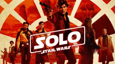 """""""Han Solo: Star Wars - historie"""" (2018)"""