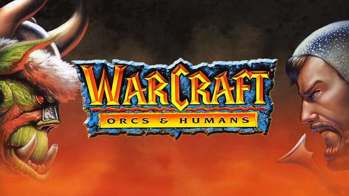 """""""WarCraft: Orcs and Humans"""" (1994)"""