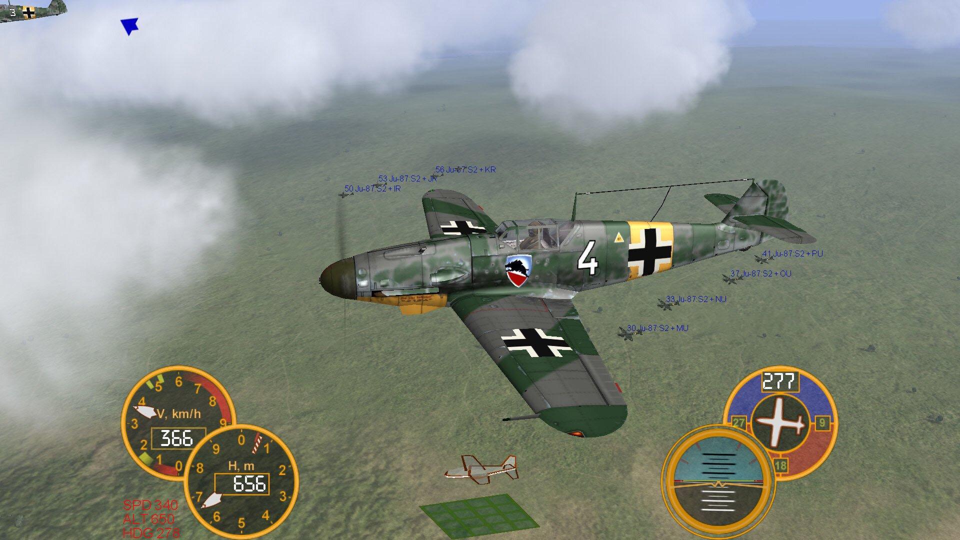 """""""IL-2 Sturmovik"""" (2001)"""